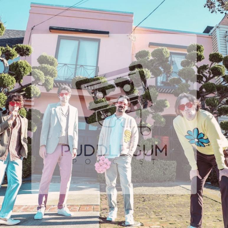 Puddlegum Podcast - Episode 2 - Talkie