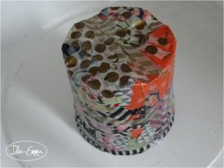 Photo - Tape Pot Bottom