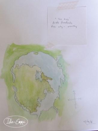 Photo - Fantasy World Sketch (2)