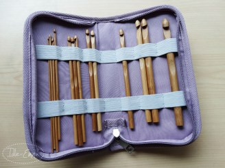 Photo - Crochet Needles and Case (2)