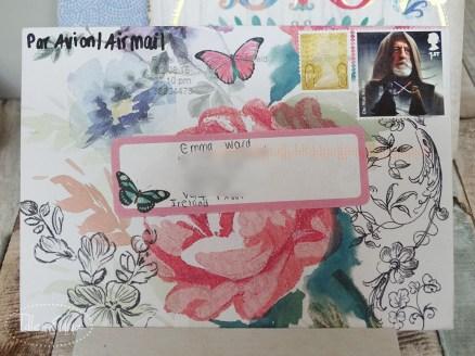 Photo - June 2016 - Incoming - Pen Pal Letter (2)