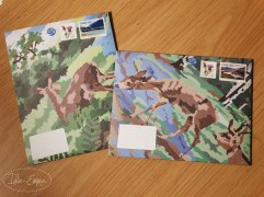 Photo - May 2016 - Outgoing - Giveaway Envelopes