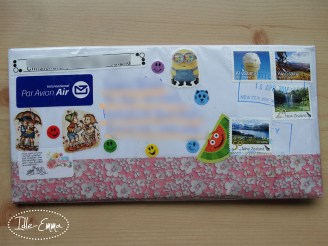 Photo - May 2017 Incoming Mail - Dani