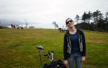 Me, almost beaten by the hill