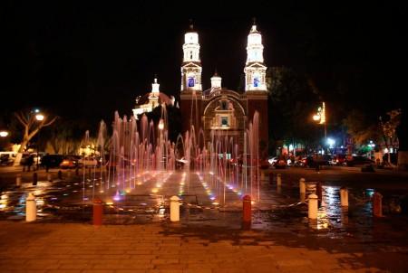 Paseo Bravo, Puebla