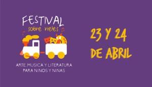 Festival Sobre Rieles en el Museo del Ferrocaril