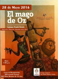 Teatro: El Mago de Oz