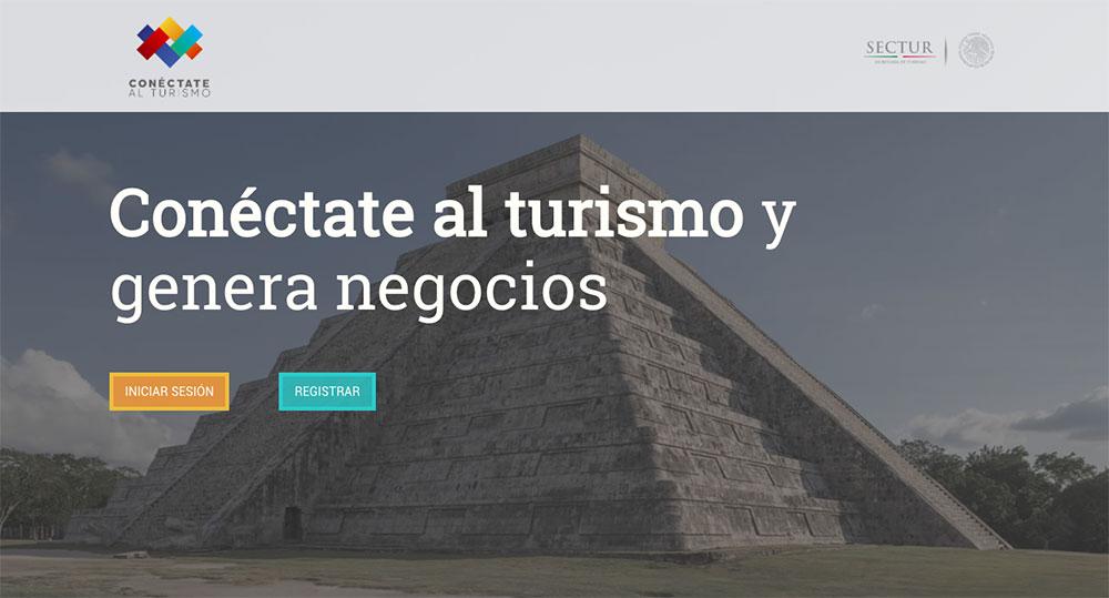 Presentan el portal 'Conéctate con el Turismo' en Puebla