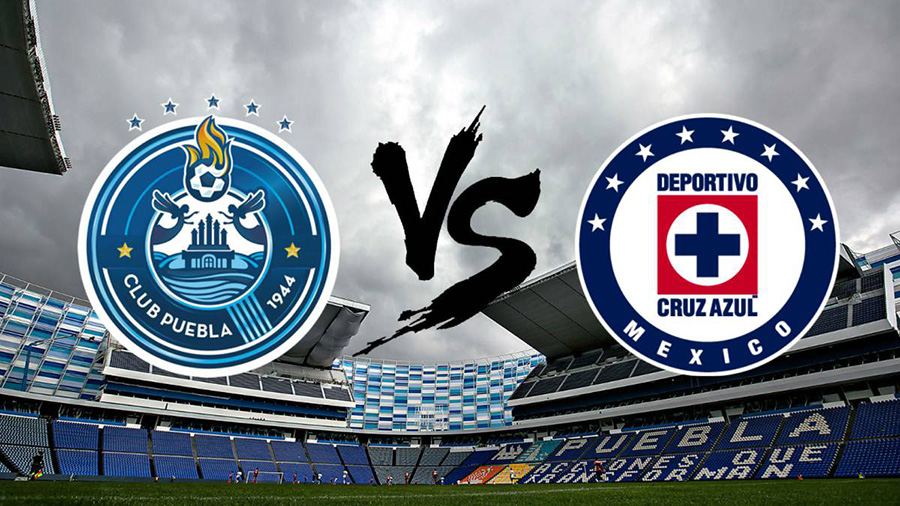 Cómo y dónde ver el Puebla vs Cruz Azul; horario y TV online. Jornada 14, Liga MX 2017.