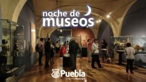 Noche de Museos Puebla, Sábado 18 de marzo