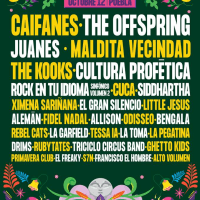 Conoce el Line up del Festival Tecate Comuna 2019