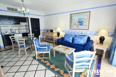 Luxury Suite Accomodations  Pueblo Bonito Los Cabos