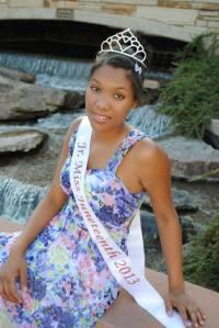 2013 Pueblo Juneteenth Jr Miss Claudia Gonzalez
