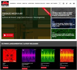 Announcing New Web Site / Tenemos nuevo sitio web