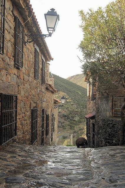 Villa Medieval de Patones en Madrid