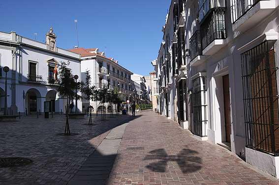 Almendralejo en Extremadura