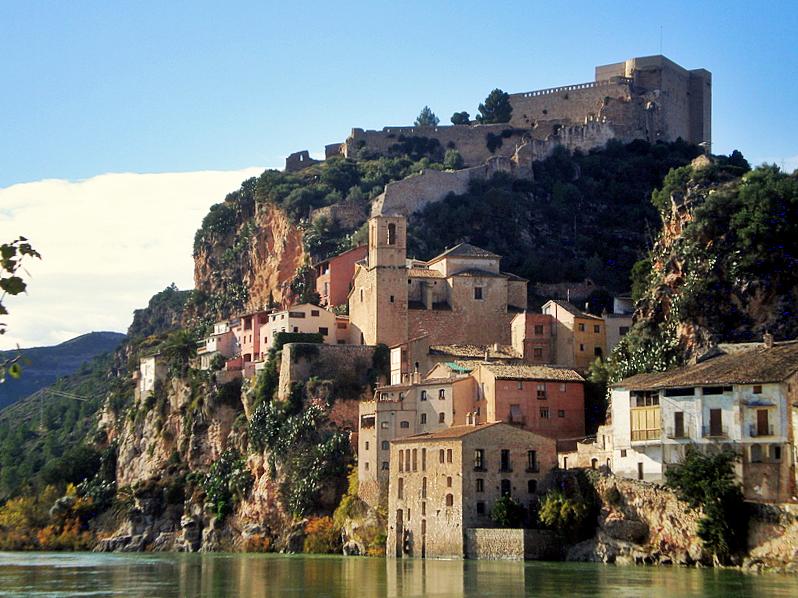 Miravet en Tarragona