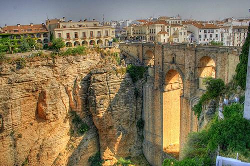 Ronda, Málaga, Andalucía