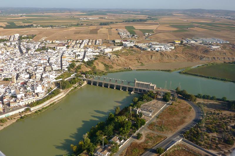 Alcalá del Río en Sevilla