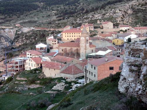 Gúdar en Teruel
