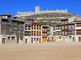 La localidad de Peñafiel en Valladolid
