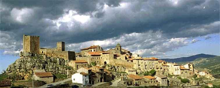 Puertomingalvo, en la provincia de Teruel