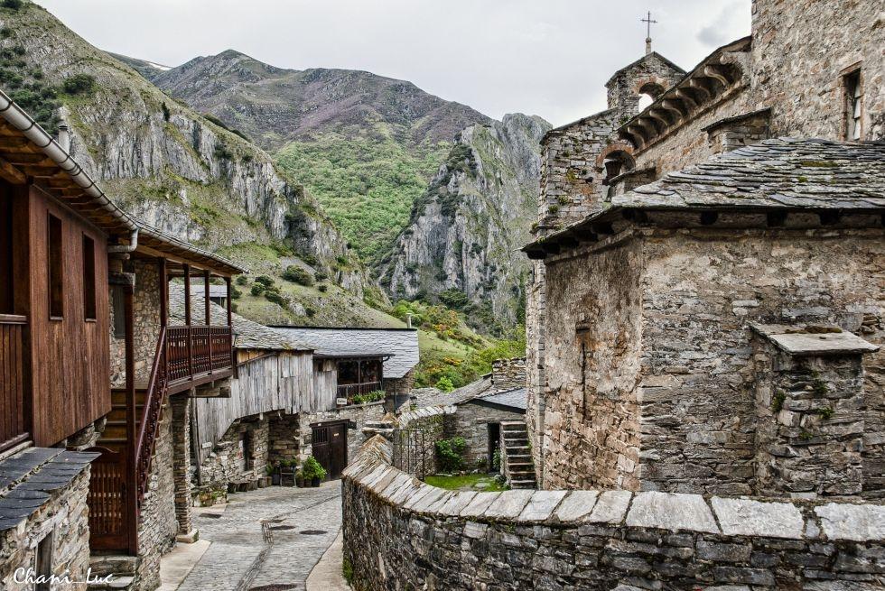 Pe alba de santiago en le n uno de los pueblos mas bonitos pueblos con encanto - Casa galicia leon ...