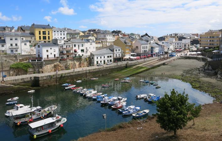 Tapia de Casariego en Asturias