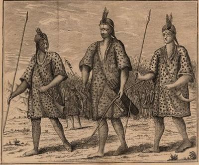 Guerreros abipones