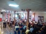 Gran acogida de la charla informativa sobre el proyecto de macrogranja en Campillo de Altobuey
