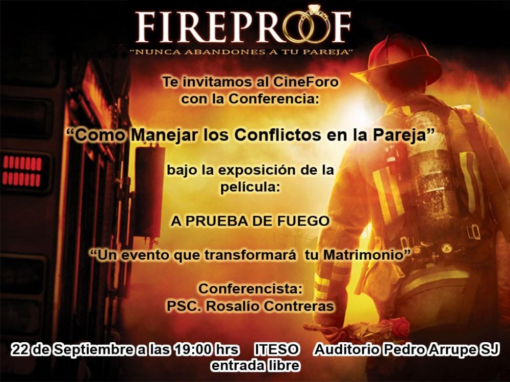 Tema Músical de la película Fireproof (A PRUEBA DE FUEGO)  subtitulada en español