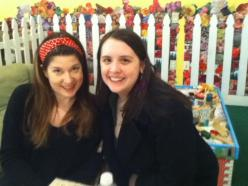 Meeting Maureen Johnson at Little Shop of Stories