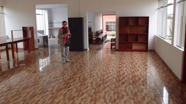 Die neuen Räume