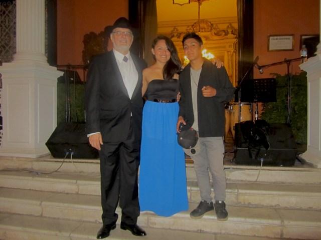 Konzert Juergen Rauber und Junior