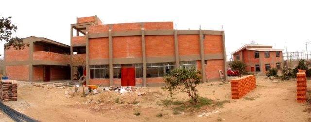 Schule-Bau