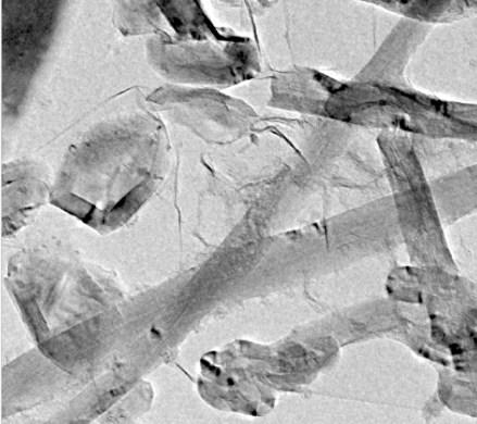 rebar-grafene, imagen al microscopio