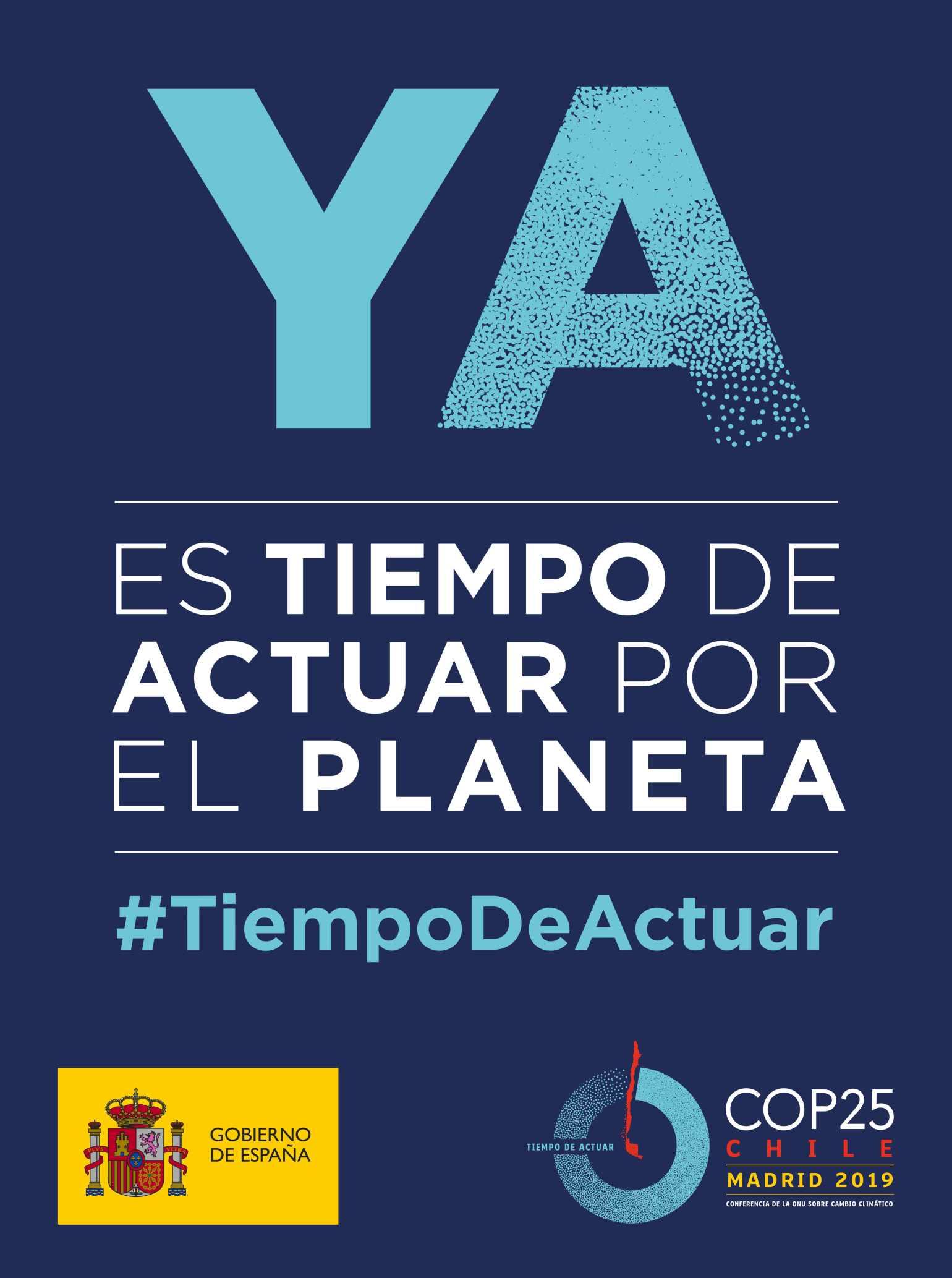 COP25 Ya es tiempo de actuar.jpg
