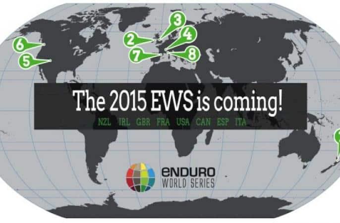 Enduro World Series 2015 en Zona Zero Aínsa