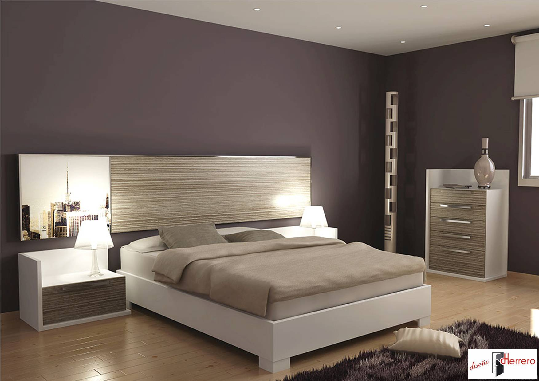 Dormitorios  Diseño Herrero, Puertas Y Reformas  Www