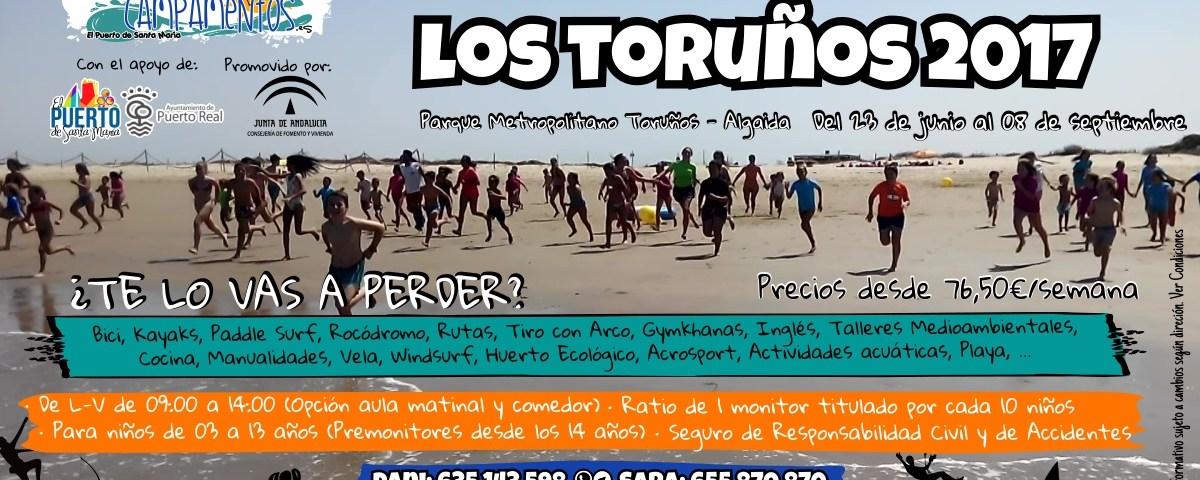 Campamento de Verano Los Toruños 2017 - El Puerto de Santa María