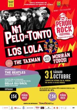 festival peñón Rock