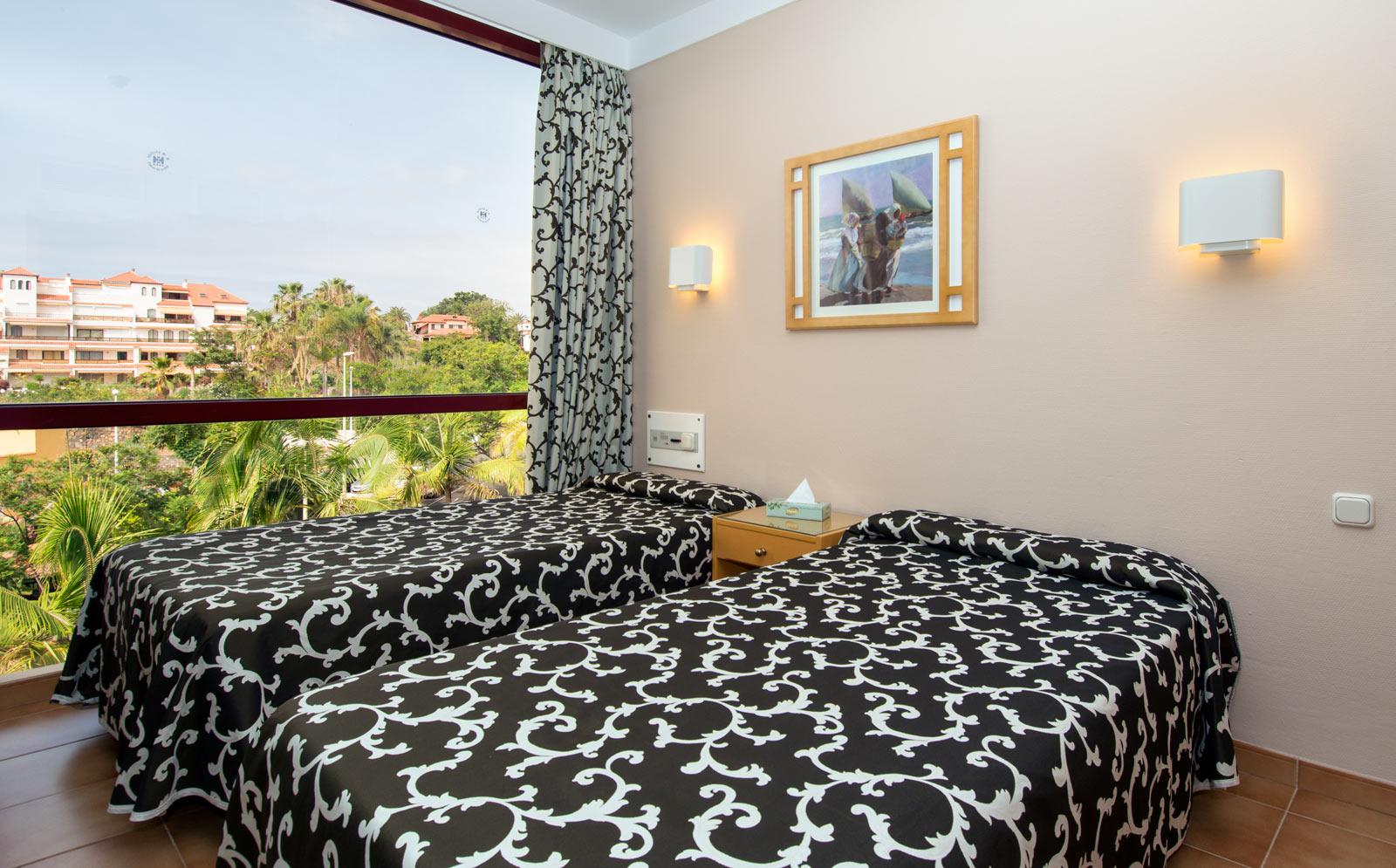 Habitacin Familiar  Hotel Puerto Palace  Hotel en