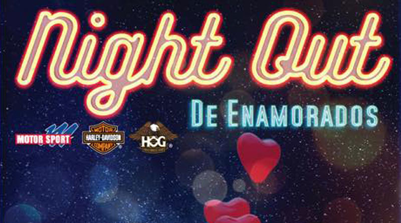Night Out de Enamorados HOG