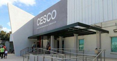 Todos los CESCO cerrados hoy lunes 21 de enero de 2019