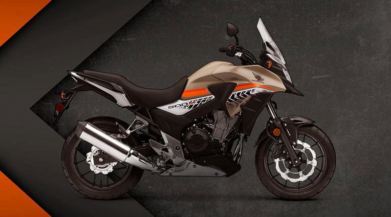 ¿Qué esperas para irte a aventurar con la CB500X?