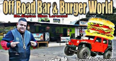 "Cumpleaños del ""El Boss"" @ Off Road Bar & Burger World"