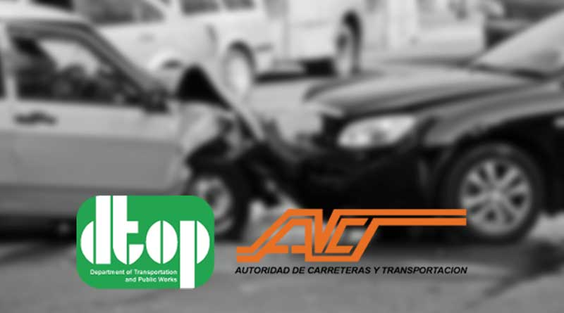 dtop, act, transito, accidente