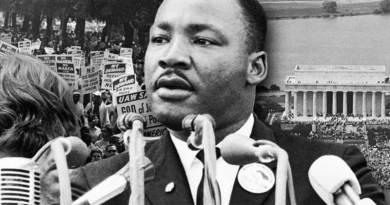 Hoy conmemoramos el natalicio de Martin Luther King Jr.