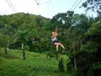 San Juan Canopy Zip Line Excursion - Puerto Rico Cruise ...