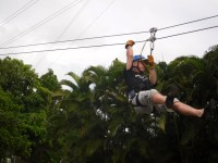 San Juan Canopy Zip Line Excursion